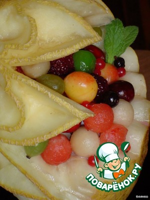 Dessert is ready!