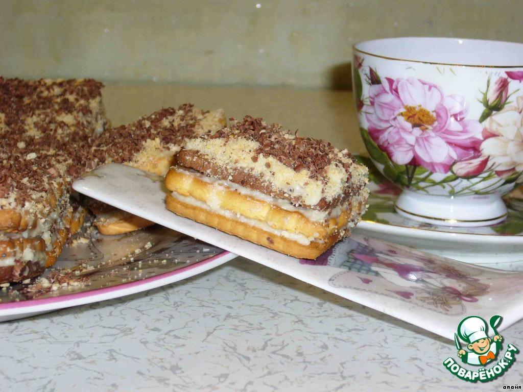Сладкие тартинки