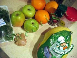 """Фаршированная утка """"Апельсиновая симфония"""" – кулинарный рецепт"""