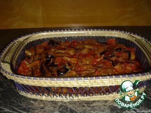 Весь соус выложить на грибы и поставить в разогретую духовку 160-180С (зависит от мощности вашей духовки) на 20-30 мин.   Приятного аппетита!