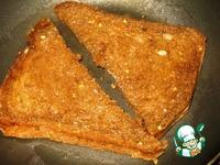 Постные горячие бутерброды ингредиенты