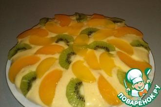 Рецепт: Постный торт