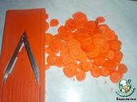 Морковь маринованная ингредиенты