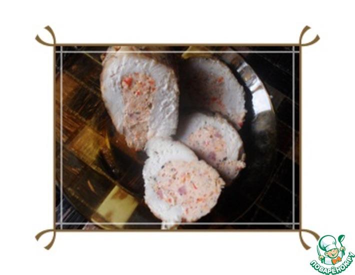 Рецепт: Куриные кармашки Маэстро