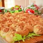 Постный пирог Сюрприз