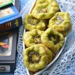 Печенье с киви