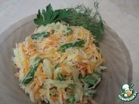 Салат из рисовой лапши ингредиенты