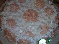 Торт  «Розовая мечта» ингредиенты