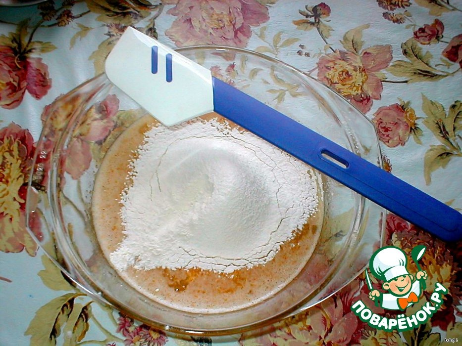 Торт Клубника в сливках