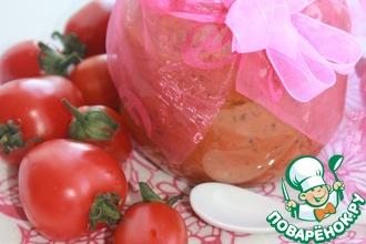 Рецепт: Пассата томатная