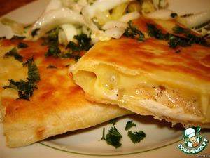 Подавать с овощами. В идеале с соусом сальса или гуакамоле (на сайте есть несколько рецептов). Все! Включаем мексиканские мотивы и едим руками, как истинные мексиканцы!