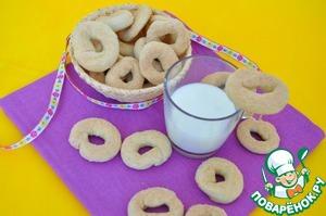 Рецепт Быстрое печенье торчетти из Сан-Винсента