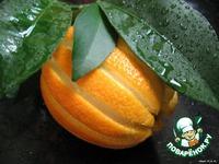 Лимонно-апельсиновые цукаты ингредиенты