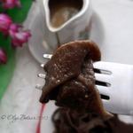 Шоколадные тальятелле