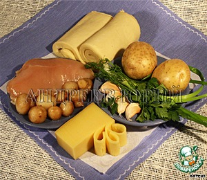 Пастушьи сумочки – кулинарный рецепт