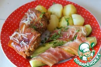 Рецепт: Итальянские котлеты