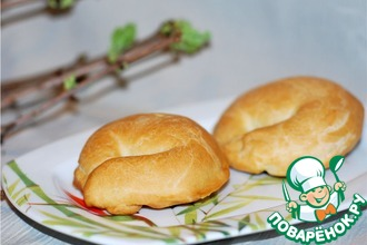 Рецепт: Хлеб-пельмени
