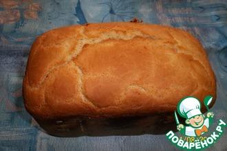 Рецепт: Хлеб быстрого приготовления