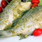 Рыба копченая по-венециански