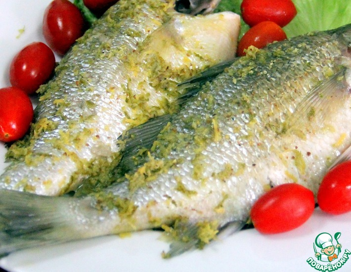 Рецепт: Рыба копченая по-венециански