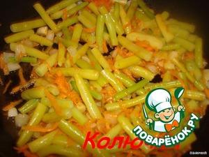 add the asparagus