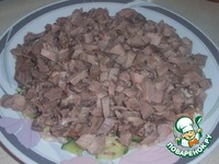 "Салат ""Изысканный"" ингредиенты"
