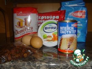 Подготовить ингредиенты.
