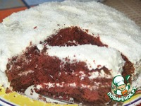 Торт Красный бархат ингредиенты