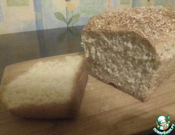 Рецепт: Хлеб с характером
