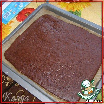 Печенье орехово-шоколадное Черная метка