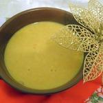Сливочный пшенный суп с грибами – кулинарный рецепт