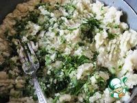 Чесночный картофель ингредиенты