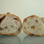 Хлеб на двух опарах с итальянскими сырами и травами