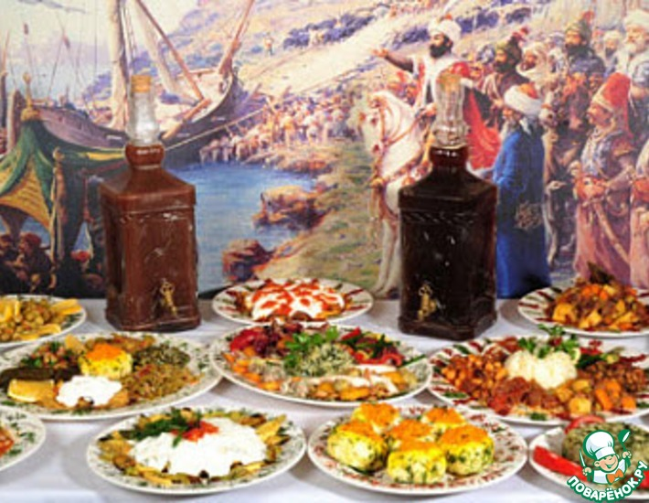 О турецкой кухне