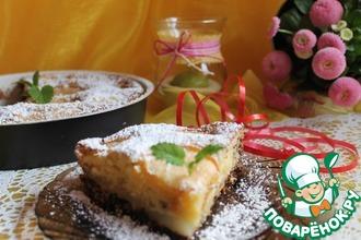 Рецепт: Грушевый пирог по-итальянски