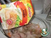 Рыбный торт ингредиенты