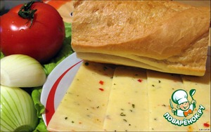 Если используем не только рыбную начинку, то можно и помидор добавить к используемым ингредиентам.