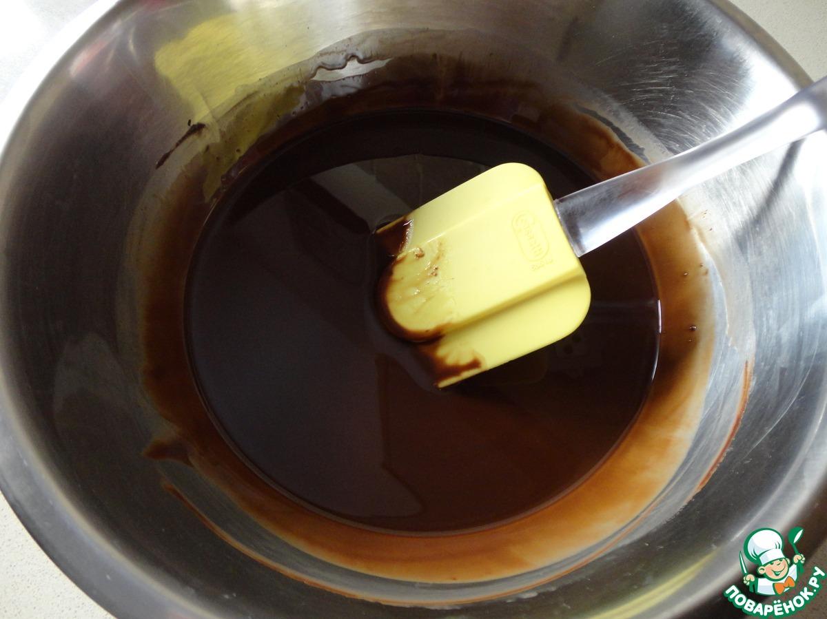 Шоколадный кейк с оливковым маслом