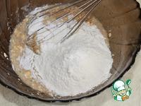 Туринский фруктовый пирог с вяленой клюквой ингредиенты