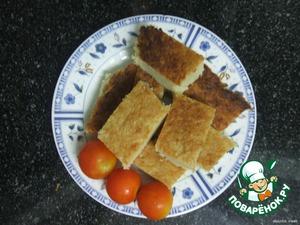Картофельный кугель – кулинарный рецепт