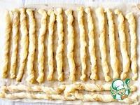 Гриссини с корицей ингредиенты