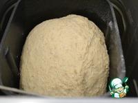 Гречневый хлеб с печеным перцем ингредиенты