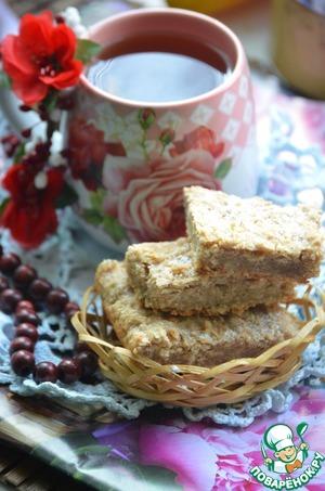 Рецепт Постный пирог из фасоли