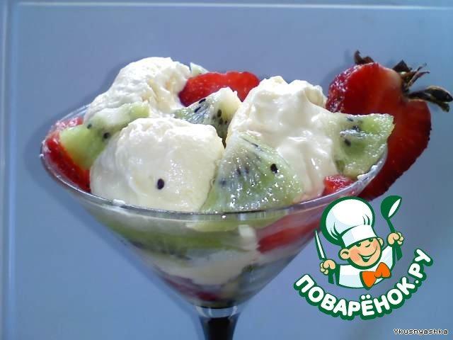 Мороженое Тропикано