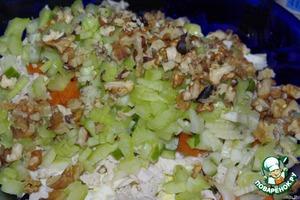 """Салат """"Новый год"""" – кулинарный рецепт"""
