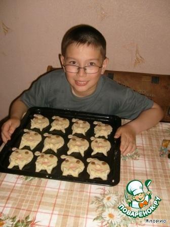 Печенье Веселые гномики