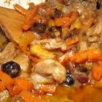 Цимес мясной по рецепту тети Двойры из Одессы