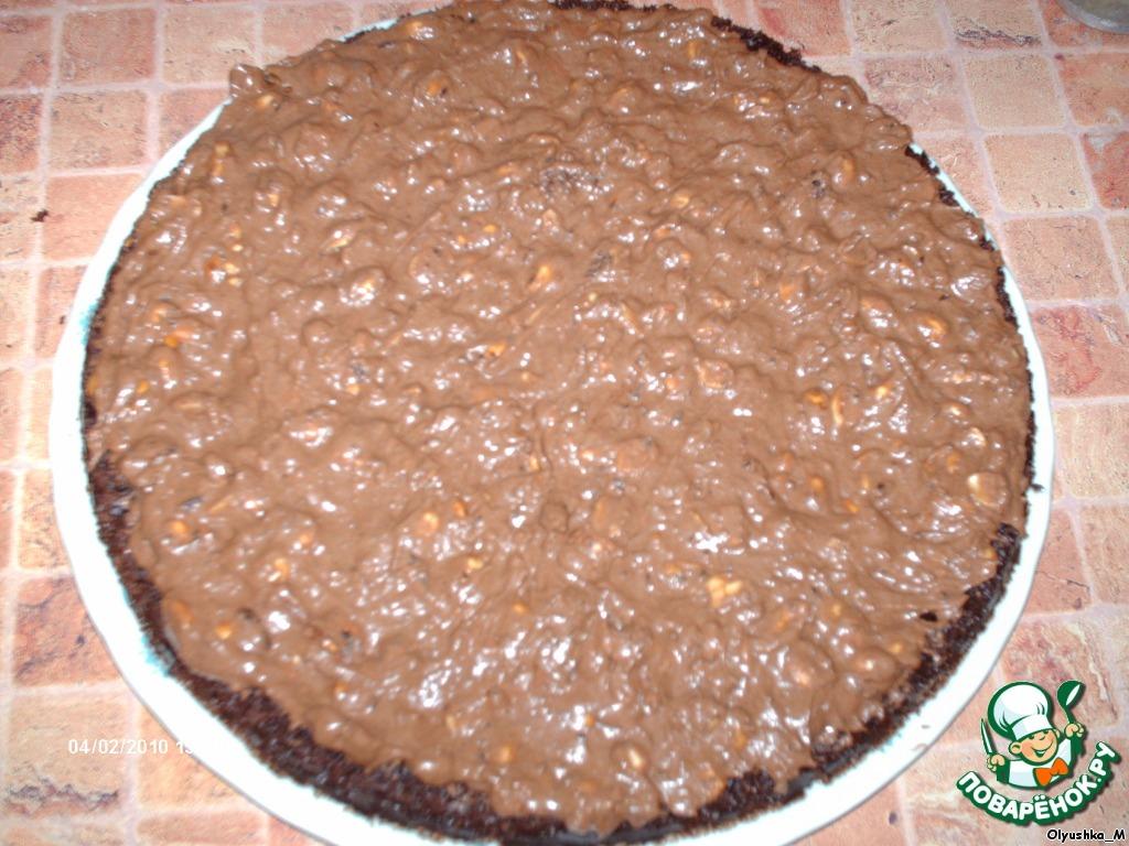 Торт Полeт фантазии