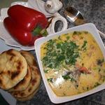 Итальянский сливочный суп