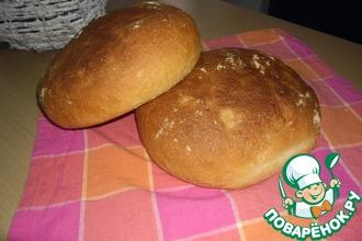 Рецепт: Хлеб. Секреты итальянских поваров